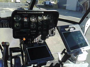 Rugged Tablet - Motion F5t - Aviation