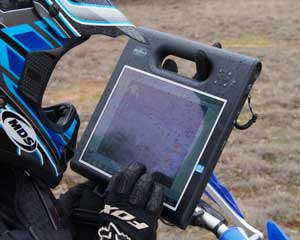 Motion F5t Rugged Tablet - Field Inspections