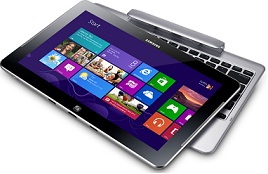 Samsung ATIV Smart Tablet PC's