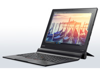 Lenovo ThinkPad X1 Tablet - 192GB, 8GB RAM, 4G LTE, Win 10 Pro 64, Thin Keyboard