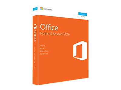 Microsoft Office Home & Student 2016 (Retail Box)