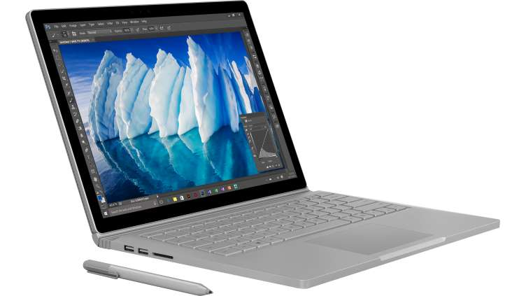 Microsoft Surface Book with Performance Base - Win 10 Pro, 2 year warranty