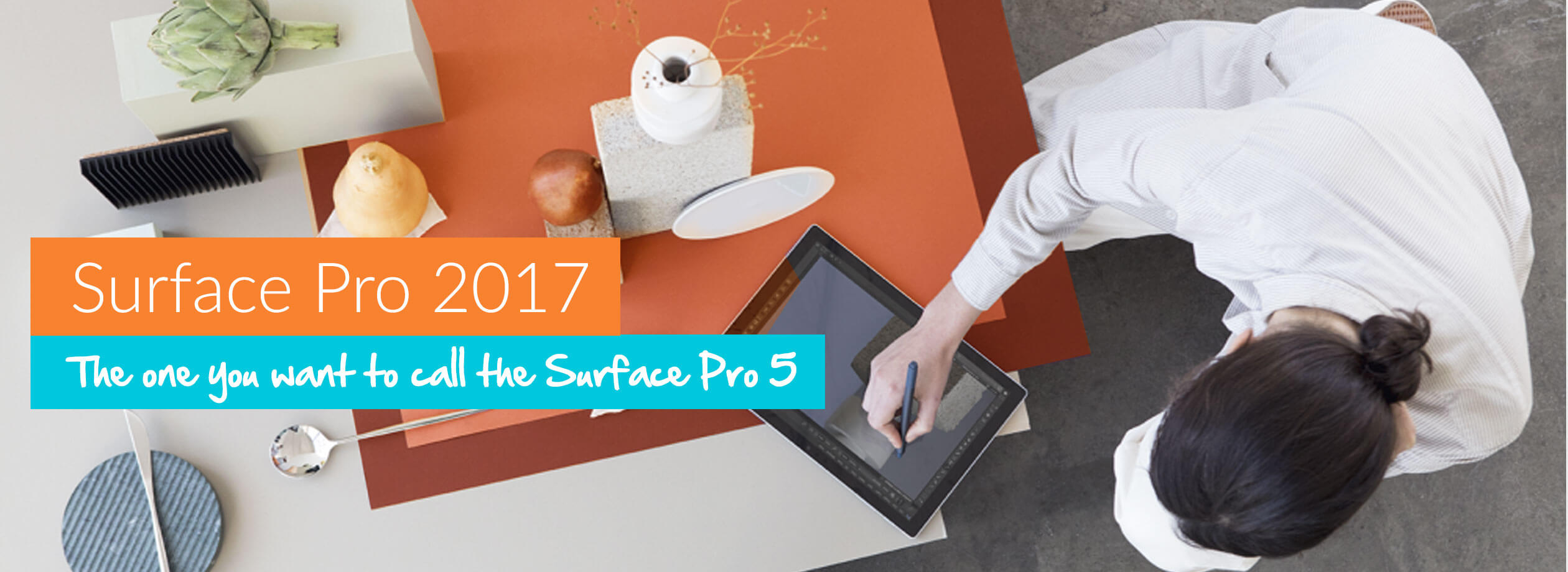 Surface Pro 2017 - The one you want to call Surface Pro 5