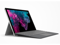 Surface Pro 6 for Business - Platinum