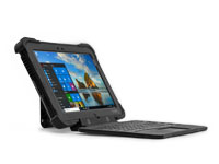 XBOOK B10 2-in-1 Tablet: Win 10 - 8GB RAM - 128GB SSD - 4G/GPS - Companion Keyboard - Kickstrap