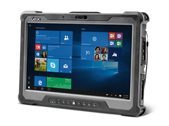 Getac A140 Fully Rugged Tablet