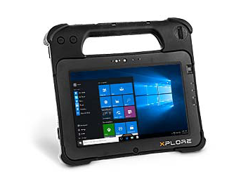 XPAD L10 Rugged Tablet