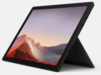 Surface Pro 7 for Business - Matte Black