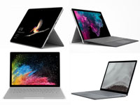 OLDER SURFACE DEVICES