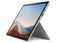 Surface Pro 7+ for Business - Platinum