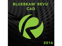 Bluebeam Revu CAD 2016 per each for 5 - 9 Users