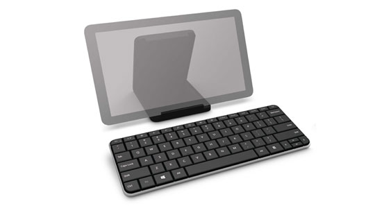 Microsoft Wedge Keyboard