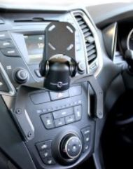 Hyundai Sante Fe(2012+) In Dash Mount