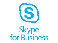Running a Meeting with Skype for Business on your Tablet