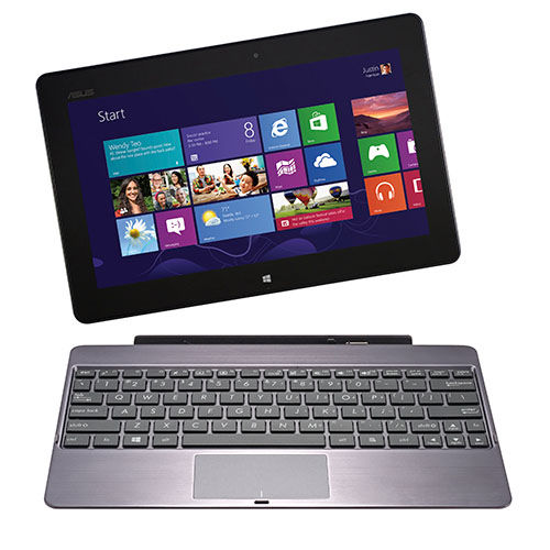 Asus VivoTab Windows RT Tablet PC