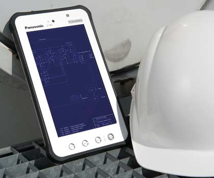 Panasonic JT-B1 Rugged Android Tablet