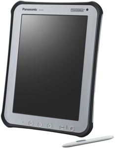 "Panasonic Toughpad FZ-A1 10.1"" with 3G"