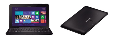 Samsung ATIV Windows 8 Tablet PC