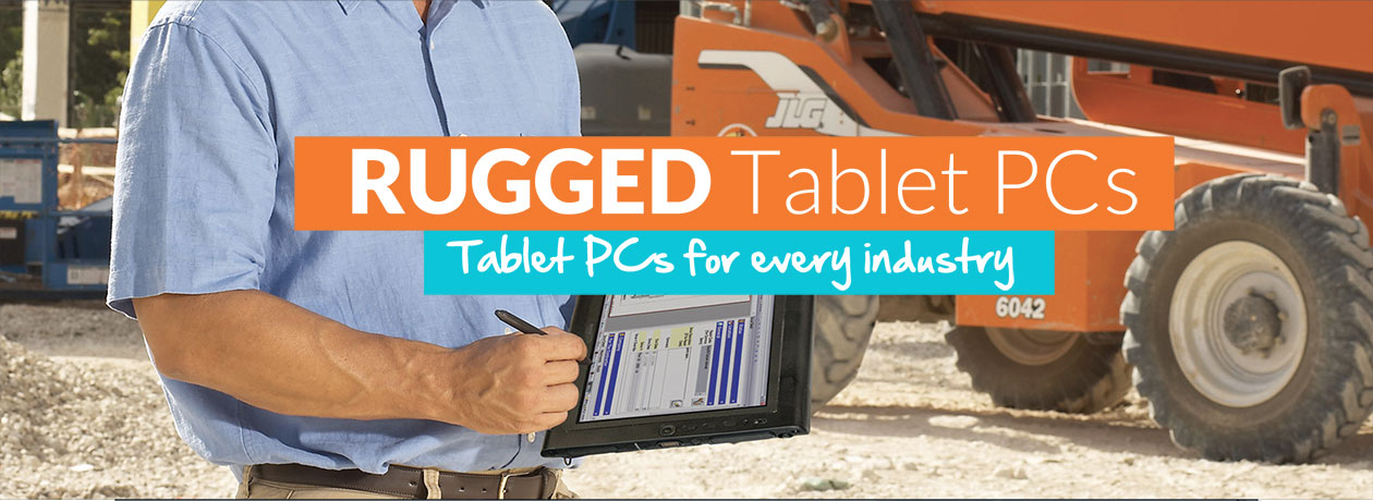Rugged Tablet PCs