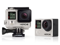 RAM Mounts for GoPro