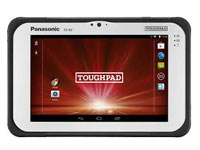 Panasonic Toughpad FZ-B2 Tablet