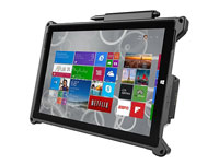RAM IntelliSkin with HandStand for Surface 3 (Skin/Case)