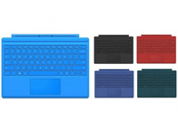 Microsoft Surface Pro 4 (+ Pro 3) Type Cover / Keyboard